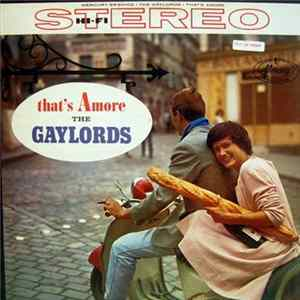 The Gaylords - That's Amore