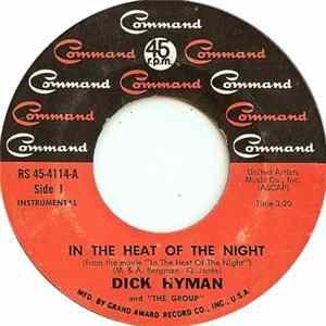 "Dick Hyman and ""The Group"" - In The Heat Of The Night"