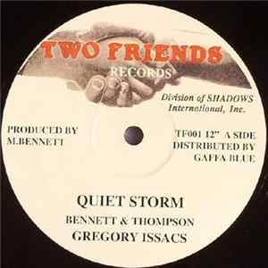 Gregory Issacs - Quiet Storm