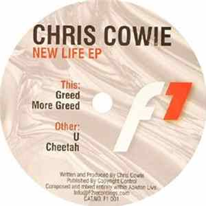 Chris Cowie - New Life EP