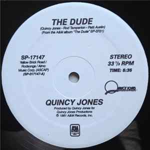 Quincy Jones / Atlantic Starr - The Dude / When Love Calls