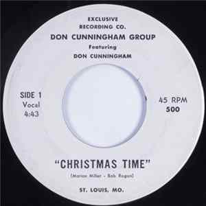 Don Cunningham Group - Christmas Time / I'm Your Slave